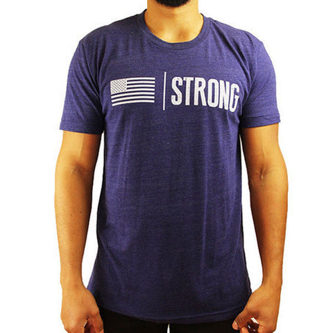 Compete Every Day Men's USA Strong T-shirt