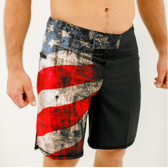 Born Primitive American Defender Shorts 2.0 (Patriot Edition)