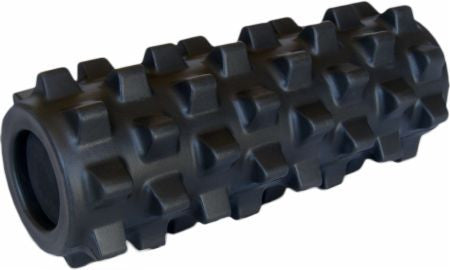 "Rumble Roller 12"" Extra Firm Black Roller"