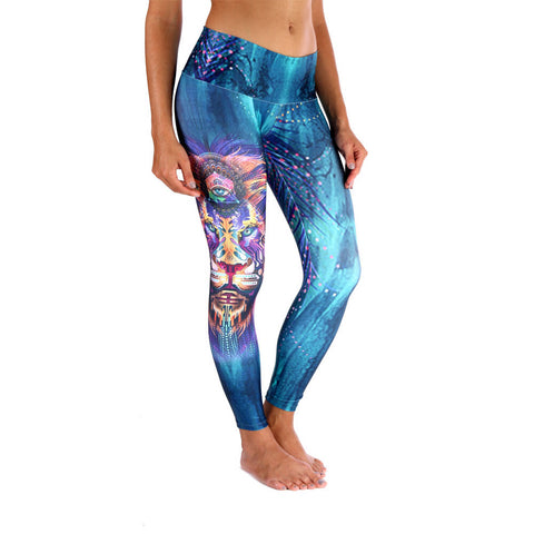 The King of the Jungle Leggings