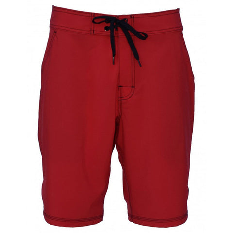 WOD SuperStore Men's Red Workout Board Shorts