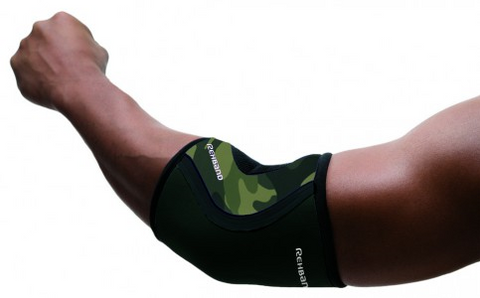 Rehband Camo elbow support