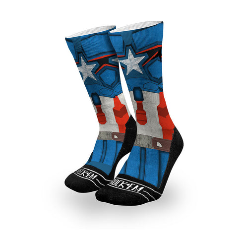 Rock 'Em Apparel Shield Socks