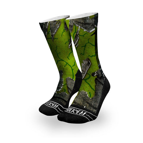 Rock 'Em Apparel Smash Socks