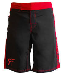 RokFit Pro Fight CrossFit WOD Shorts