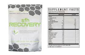 Stronger Faster Healthier Recovery Protein