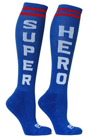Super Hero CrossFit Socks