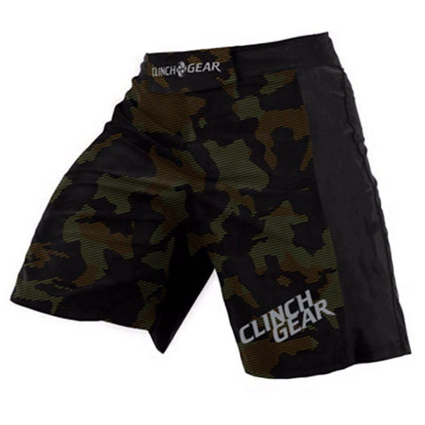 Clinch Gear Trooper Camo Short