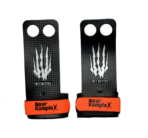 Bear Komplex Two Hole Carbon Comp Hand Grip