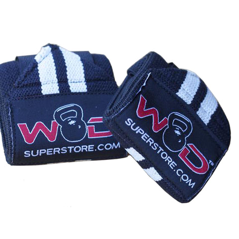 "WOD SuperStore 12"" Wrist Wraps"