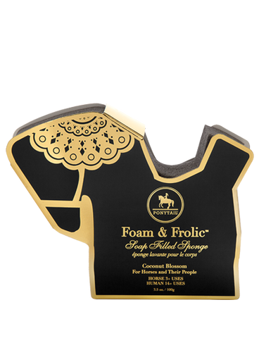 Foam & Frolic, Soap-Infused Sponge