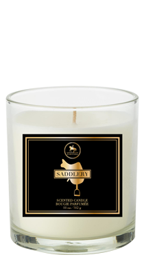 Saddlery Scented Candle