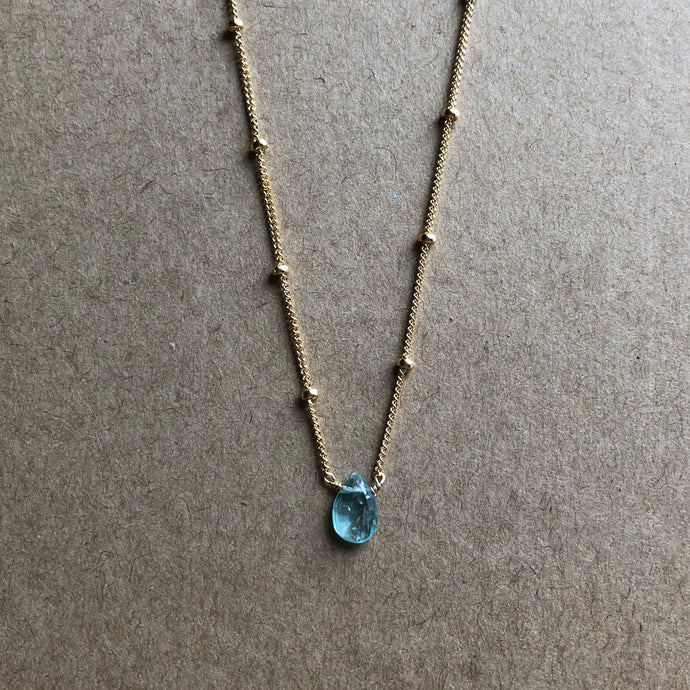 Apetite - Linnaea Necklace