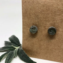 Load image into Gallery viewer, Raw Labradorite Studs