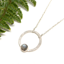 Load image into Gallery viewer, Labradorite - Jupiter Necklace