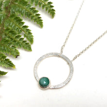 Load image into Gallery viewer, Emerald - Jupiter Necklace
