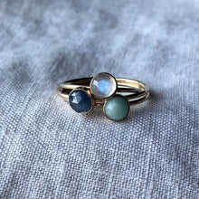 Load image into Gallery viewer, Birthstone Ring - June | Moonstone