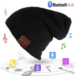 Bonnet Bluetooth connecté sans fil + Micro & Kit mains libres