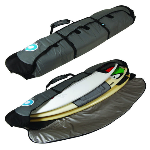 Overstayer Sufboard Coffin Bag Multi 1-3 TRAVEL 6'6 to 10'2