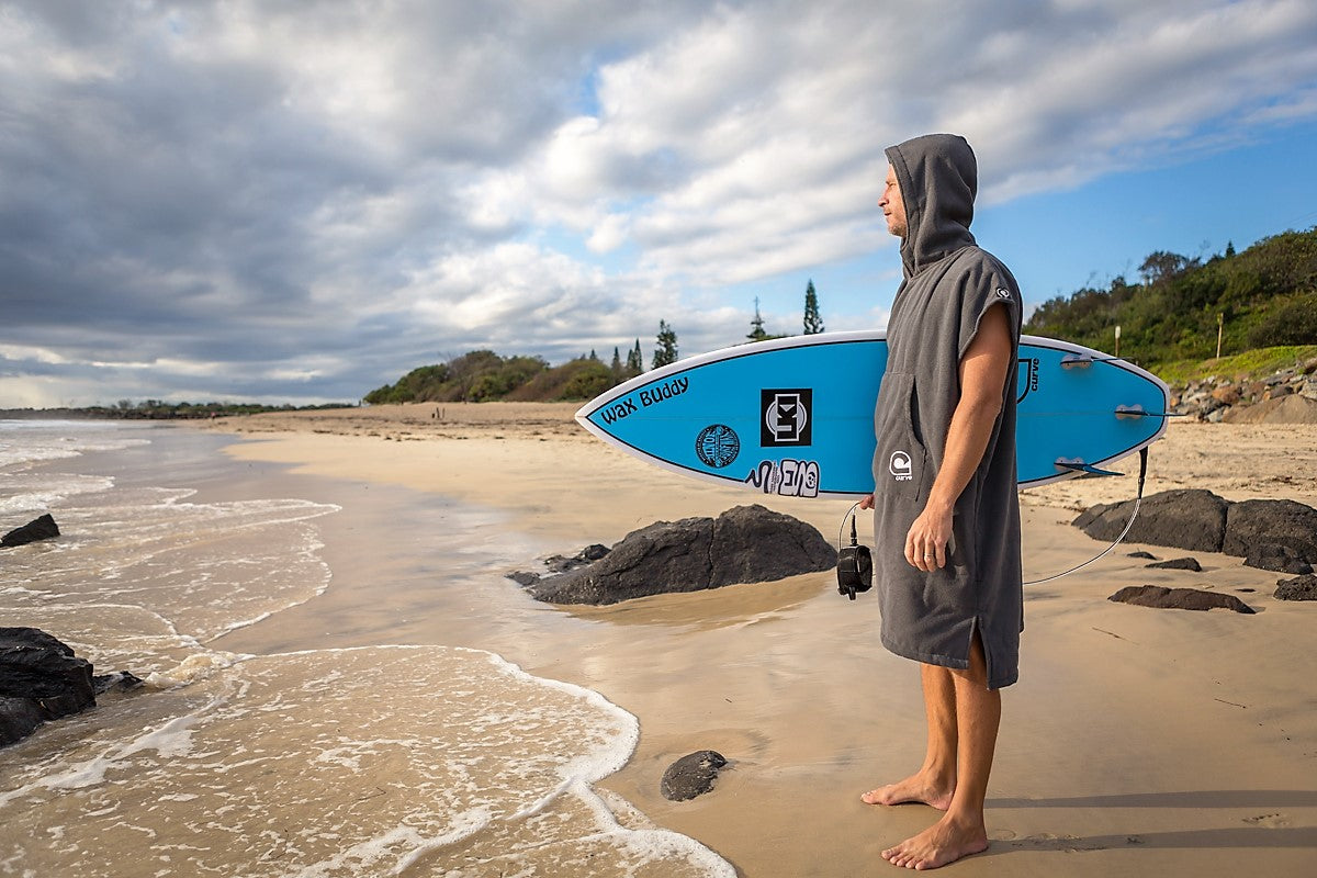 how to make a surf poncho