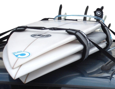 surfboard soft racks, surfboard car rack, soft racks, sup racks usa