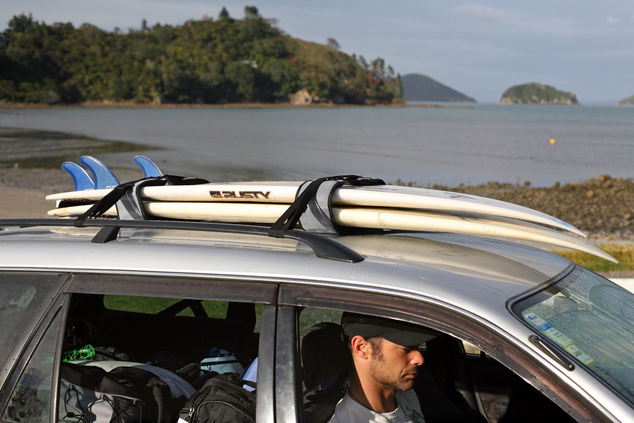 Surf Rack For Car >> Surfboard Soft Racks Lockdown