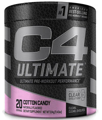 Cellucor C4 Ultimate  muscle growth
