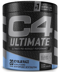 Cellucor C4 Ultimate pre-workout muscle