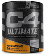 Cellucor C4 Ultimate muscle pumps