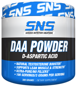 SNS Serious Nutrition Solutions DAA Powder