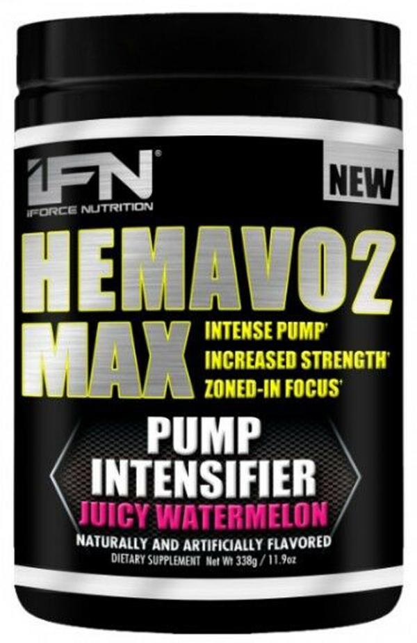 iForce HemaVO2 Max 25 servings