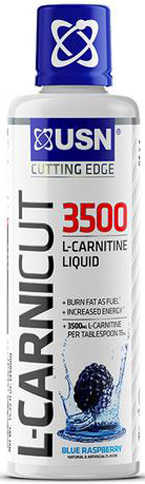 USN L-Carnicut 3500 Liquid 30 servings