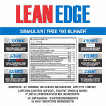 SNS Lean Edge best weight loss