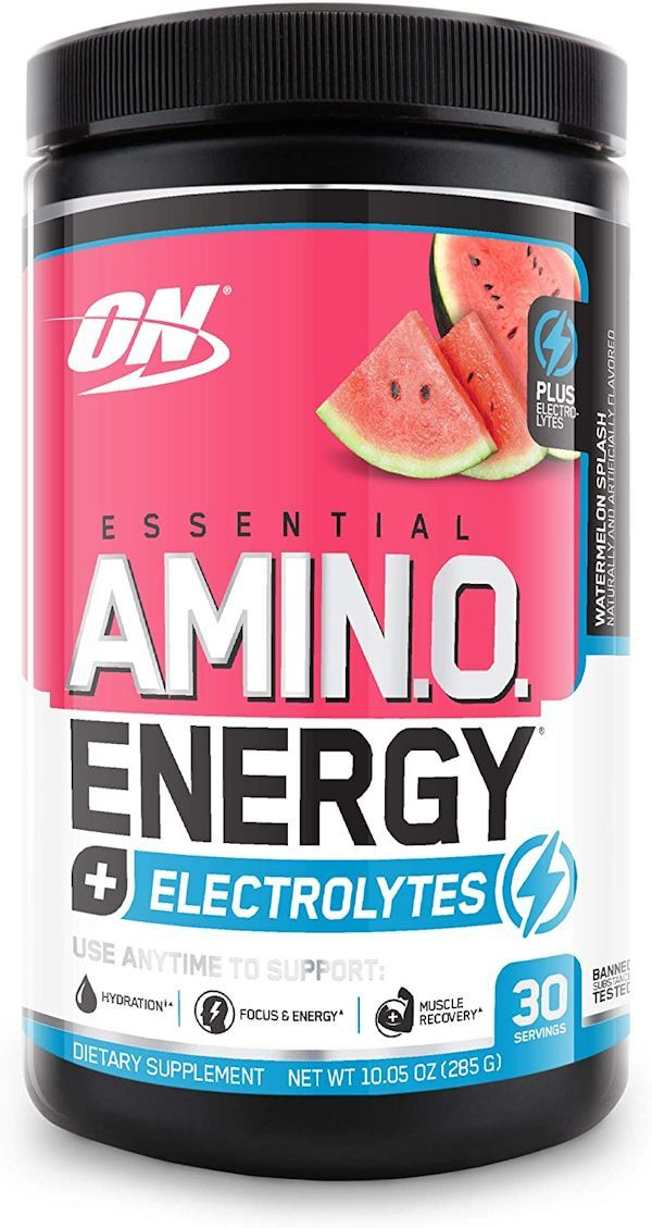 Optimum Nutrition Amino Energy plus Electrolytes