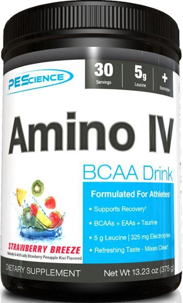 PEScience Amino Acids Watermelon PEScience Amino IV 30 Servings