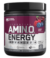 Optimum Nutrition Amino Energy Advanced 20 servings
