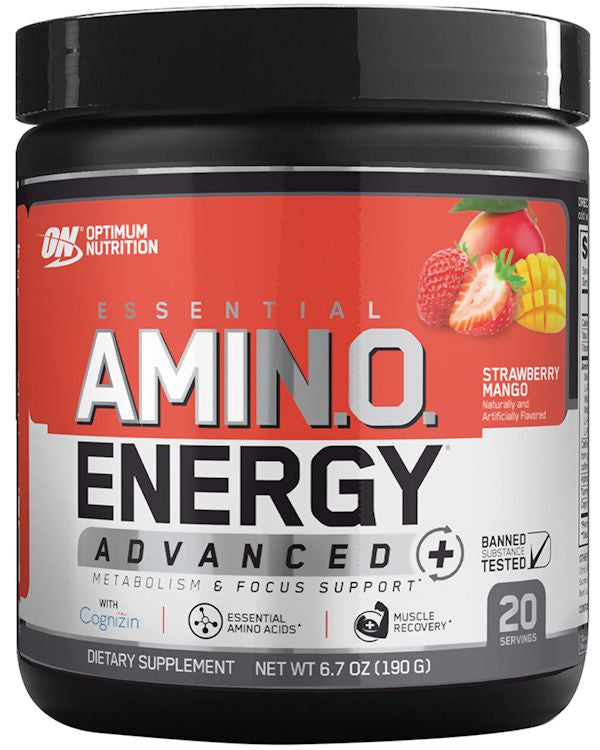 Optimum Nutrition AminO Energy Advanced