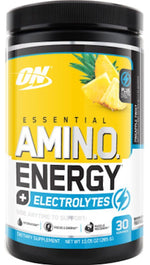 Optimum Nutrition Amino Energy plus Electrolytes pineapple