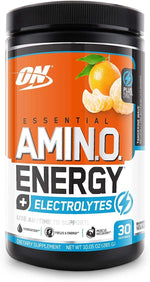 Optimum Nutrition Amino Energy plus Electrolytes tangerine