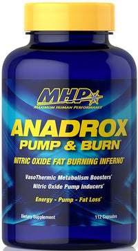 MHP Muscle Pumps MHP Anadrox 112 caps