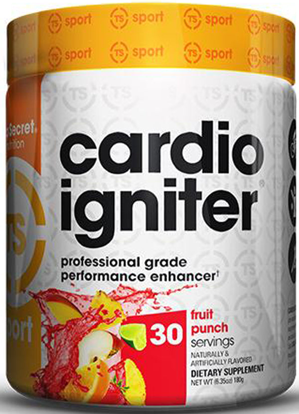 Top Secret BCAA Re-Igniter Raspberry