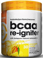 Top Secret BCAA Re-Igniter pinapple