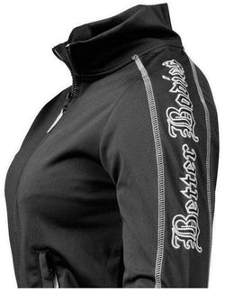 Better Bodies Women's Flex Jacket Black
