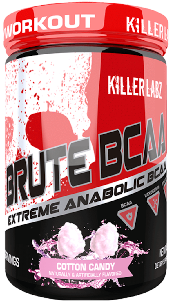 Killer Labz Brute BCAA cotton candy