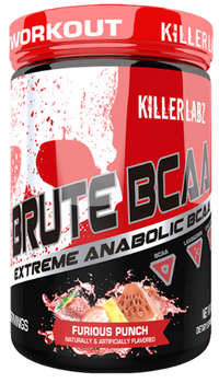 Killer Labz Brute BCAA recovery