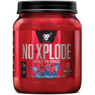 BSN Pre-Workout Fruit Punch NO Xplode BSN Legendary 60 servings
