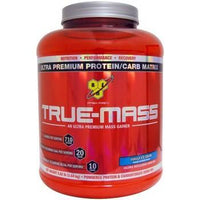 BSN Protein cookies and cream BSN True-Mass Gainer 5. 75 lbs