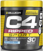 Cellucor Pre-Workout ARCTIC SNOW CONE Cellucor C4 Ripped Sport