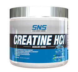 SNS Serious Nutrition Solutions Creatine HCI