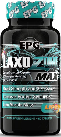 EPG Lean Muscle EPG LaxoZome Max